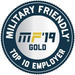 2019 Military Friendly Employer